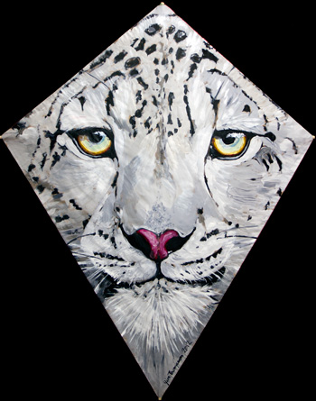Snow Leopard Kite